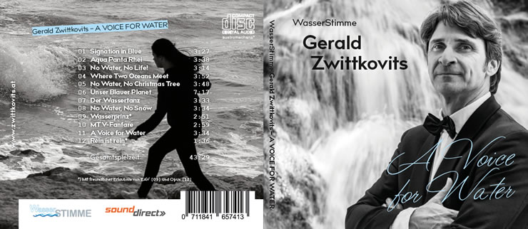 NEUES MUSIKALBUM - A Voice for Water